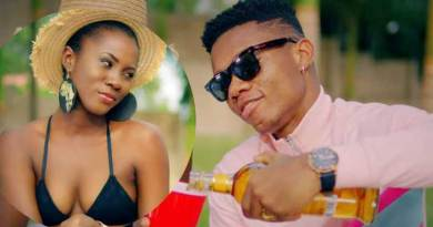KiDi ft Mayorkun Peruzzi Cinderella Video.
