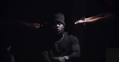 Medikal I'm Not Blank I'm Black Video, song produced by Chensen Beatz.