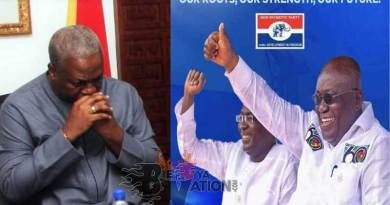 Nana Akufo Addo and NPP will 2020 presidential elections.