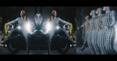 Yemi Alade Give Dem Music Video directed by Clarence Peters.