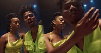 Kwesi Arthur Zombie Video produced by TwoBars.