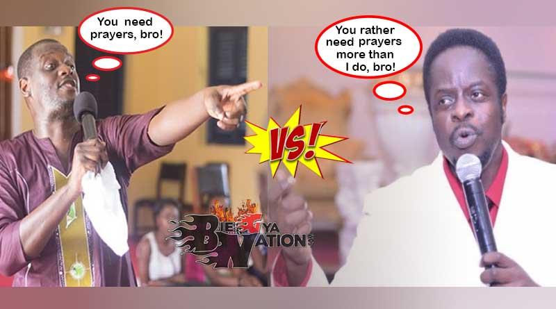 Ofori Amponsah vs Lord Kenya you need more prayers.