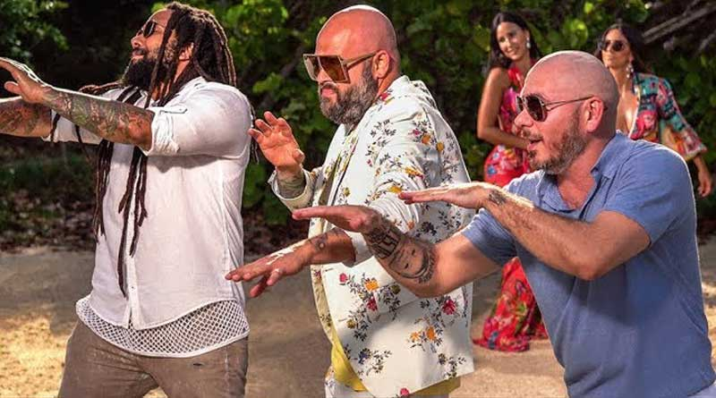 Papayo ft Pitbull Ky-Mani Marley Yayo Video.