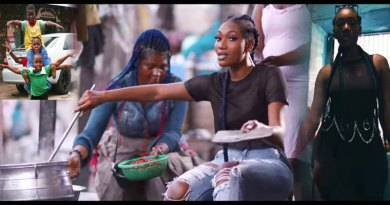 Wendy Shay Kut It Video directed by Yaw Skyface, prod MOG Beatz.
