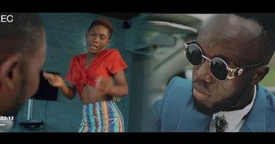 Akwaboah Gangsta Love Video directed by Rex, prod MOG Beatz.