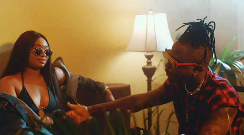 Camidoh ft Kelvyn Boy The Best Music Video directed by JWillz.
