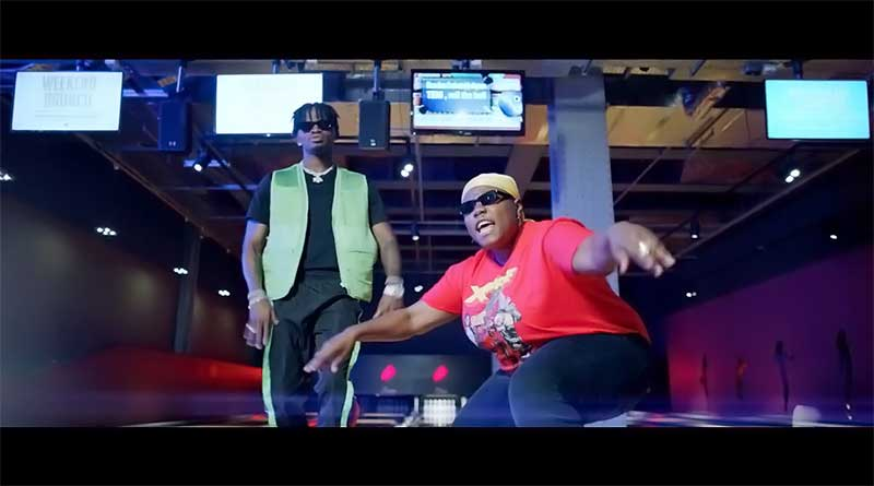 Diamond Platnumz ft Teni Sound Video directed by Moe Musa, produced by Lizer Classic.