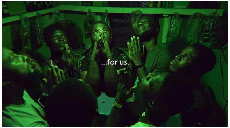 FOKN Bois ft Mr Eazi True Friends Music Video produced by King Stunn.