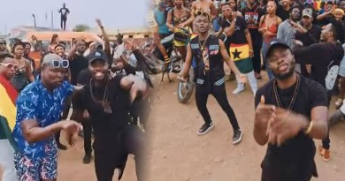 Fuse ODG ft Article Wan Quamina MP Serious Video