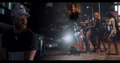Fuse ODG ft Toyboi Osu Music Video directed by Monk Vibes.