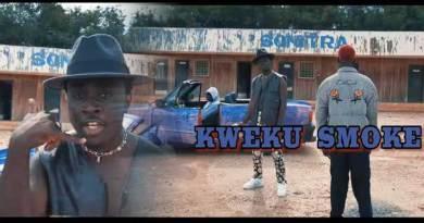 Kweku Smoke Time No Dey Video directed by Yaw Phanta.