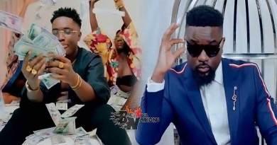 Kweku Smoke ft Sarkodie Yedin Video directed by Babs.