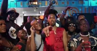 M3dal ft. Kwesi Arthur, Sitso & Fameye Pay Remix Video, produced by SenyoCue.