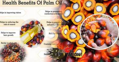 Palm Oil Miracle protect the heart brain Improves skin n hair.