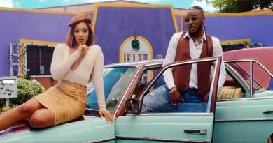 Peruzzi Nana Music Video directed by Dammy Twitch prod Lushh Beatz.