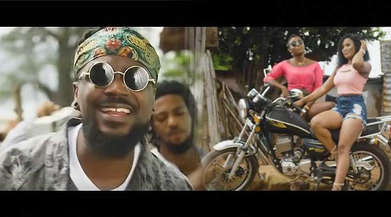 Samini Ragga Dada Music Video directed by Slingshot, produced by JMJ Jam Master Jay.