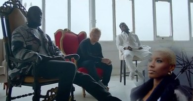 Stormzy ft Ed Sheeran Burna Boy Own It Music Video directed by Nathan James Tettey.