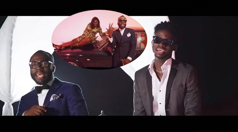 Andy Dosty ft Kuami Eugene Love You Die Video directed by Oskhari, produced by DatBeatGod.