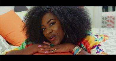 Emelia Brobbey Fa Me ko Music Video directed by McWillies, produced by Bassey Mix.