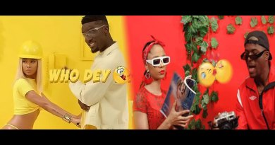 Shaker ft Joey B Starring Sister Derby Who Dey Eat Video directed by Akwadaa Nyame.