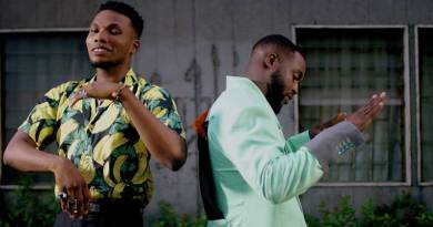 DJ Neptune ft Victor AD Tomorrow Official Music Video directed by Cinema House, produced by Kel P.