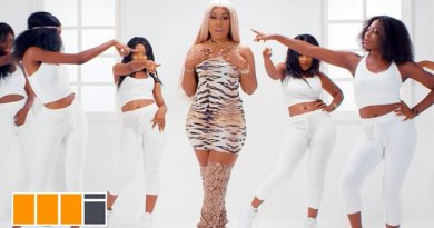 Fantana – Rich Gyal Anthem Music Video directed by Yaw Skyface, produced by JMJ Baby.