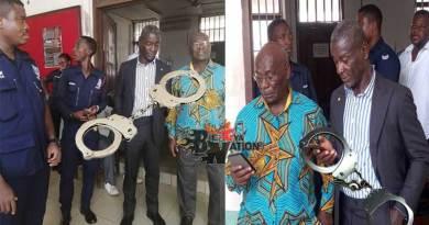 Kofi Amoabeng CEO of UT Bank arrested for stealing n money laundering.