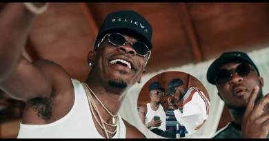 Dj Vyrusky ft Shatta Wale Afrodance Music Video directed by Rex, produced by MOG Beatz.