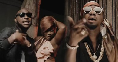 Mystro ft Davido-Issa Vibe Music Video directed by Unlimited LA.