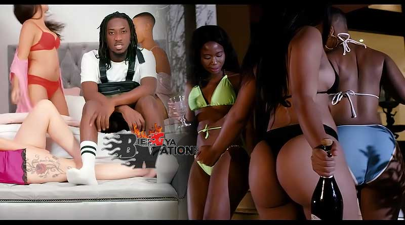 Ray James - Bounce Music Video directed by Yaw Skyface, produced by MOG Beatz.