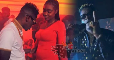 Shatta Wale Save Her Heart Break Heart Music Video directed by PKMI, produced by Paq.