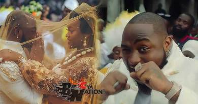 Davido Starring Chioma 1 Milli Music Video directed DK n produced by Teekay Witty.