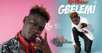 Koo Ntakra – Gbelemi Video directed by Eni Baid n produced by Qhola Beatz.