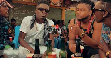 Shatta Wale ft Joint 77 Addi Self n Captan Taking Over Music Video produced by WillisBeatz.