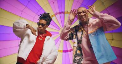 Wiz Khalifa ft Tyga Contact Music Video produced by Ronny J.