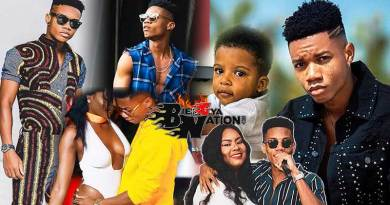 Kidi Biography age girlfriend son hometown parents awards family hit songs albums death of his father mom.
