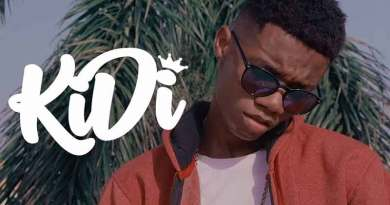 Kidi Say You Love Me Music Video directed by Andy Madjitey n song produced by KiDi.