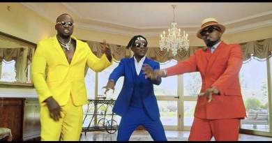Kofi Jamar ft Ice Prince n Khaligraph Jones In The City Music Video directed by Kobe Outta n produced by Jaysynths.