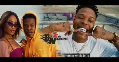 Nasty C There They Go Music Video directed by Andrew Sandler.