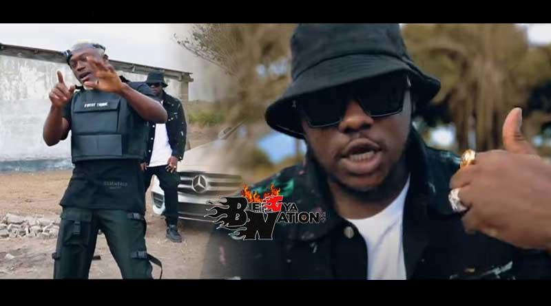 Okese1 ft Medikal Hustle Music Video directed by Yaw Phanta n produced by Unkle Beatz.