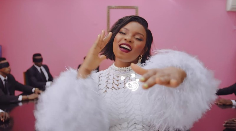 Yemi Alade Boyz Music Video directed by Paul Gambit n song produced by Vtek.