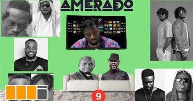 Amerado ft Funny Face Lilwin Sarkodie Shatta Wale Benin DKB Yeete Nsem Video