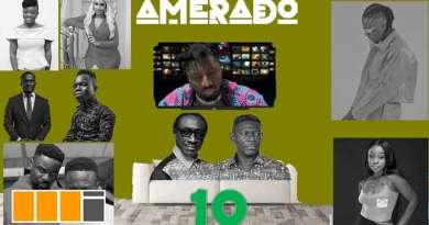 Amerado ft Stonebwoy Chelsea Shatta Bundle KSM Sarkodie Yeete Nsem Episode 10 Video