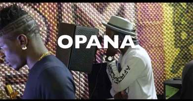Flowking Stone ft Shatta Wale Opana Music Video song produced by B2 of DopeNation