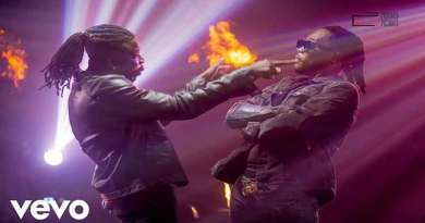 Kahpun ft Stonebwoy Makeup Music Video directed by Prince Dovlo.