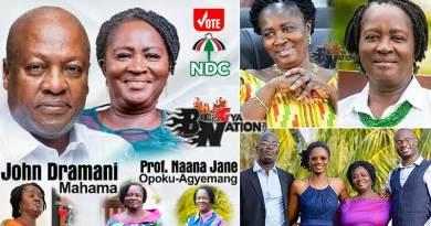 Professor Jane Naana Opoku Agyemang Biography age children husband education NDC John Mahama.