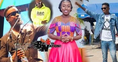 2020 VGMA winners Vodafone Ghana Music Awards Sarkodie Kofi Kinaata Diana Hamilton Medikal win artiste of the year