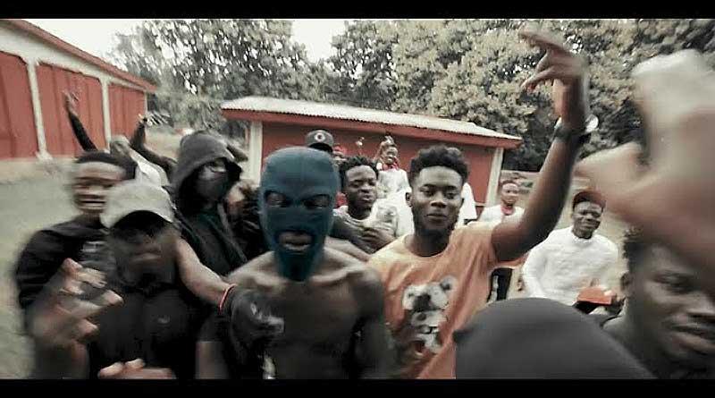 Kawabanga ft OKenneth Reggie n Jay Bahd Akatafoc Music Video