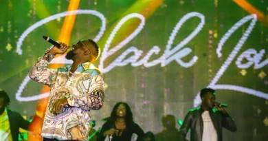 Sarkodie Performs Life n Glory at Black Love Virtual Concert Video