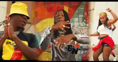 Stonebwoy Putuu Freestyle Pray Music Video directed by Yaw Skyface n produced by Streetbeatz